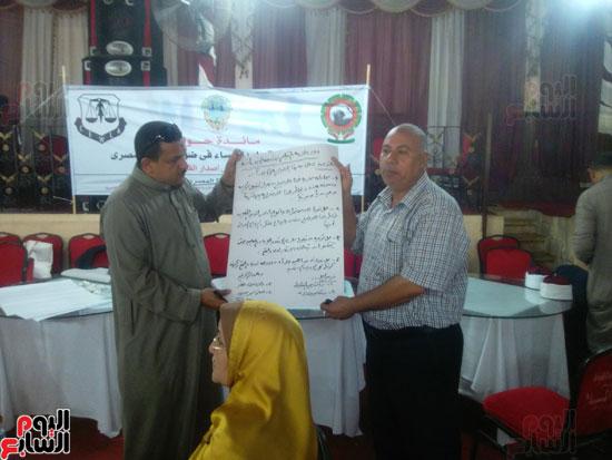 قضايا المرأة المصرية بكفر الشيخ يوصي بتضمين مادة الاتجار بالنساء في المناهج  (4)