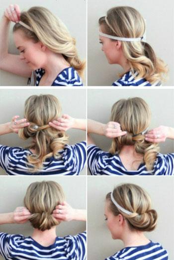 تسريحات شعر (1)