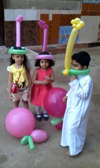 أول أيام عيد الفطر المبارك (10)