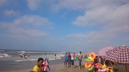 -المعيدين-على-شواطئ-مصيف-بلطيم-(1)