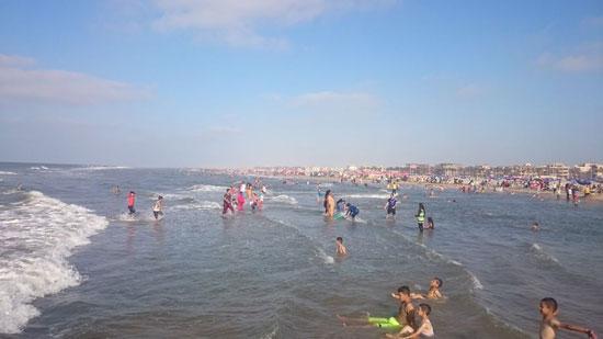 -المعيدين-على-شواطئ-مصيف-بلطيم-(5)