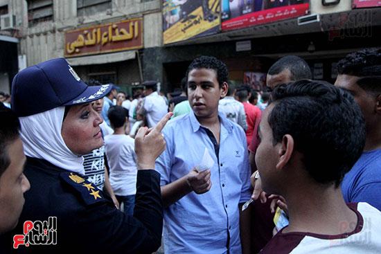 تأمين الشرطة النسائية  (3)