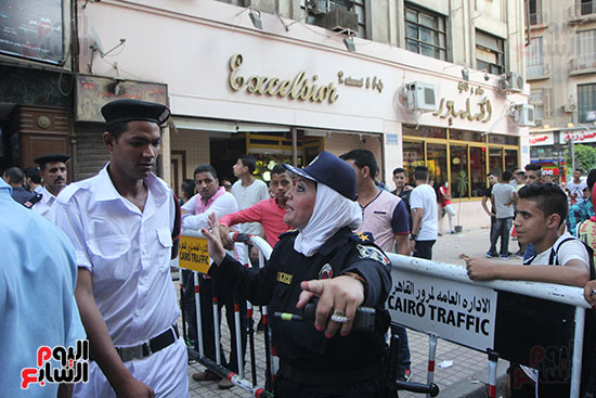 تأمين الشرطة النسائية  (4)