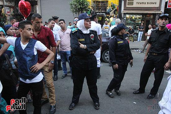 تأمين الشرطة النسائية  (7)