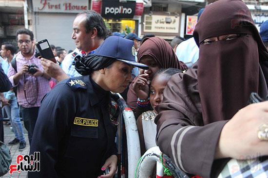 تأمين الشرطة النسائية  (11)
