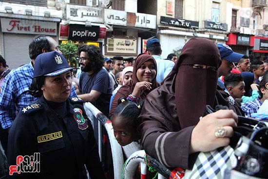 تأمين الشرطة النسائية  (12)