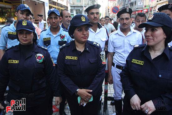 تأمين الشرطة النسائية  (13)