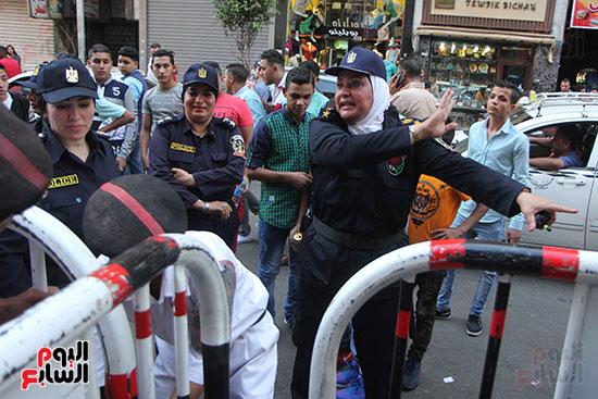 تأمين الشرطة النسائية  (17)