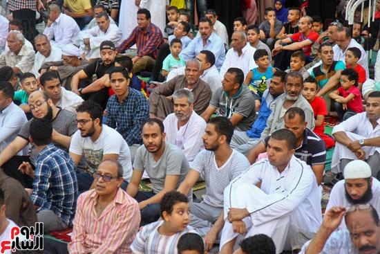 صلاة العيد جامع عمرو بن العاص (6)