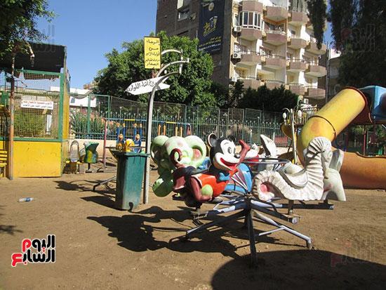 الاقصر، عيد الفطر المبارك، احتفالات المواطنين بالعيد، الملاهي بالاقصر (3)