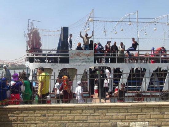 الرحلات النيلية بالقليوبية (1)