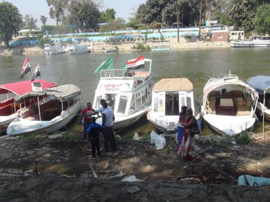 الرحلات النيلية بالقليوبية (3)