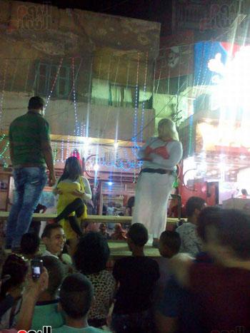 الراقصون في مهرجان السويس (1)