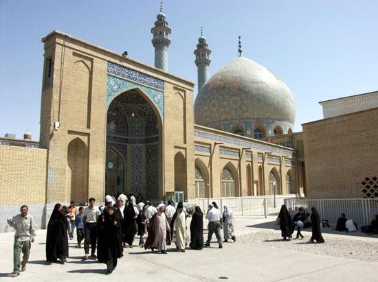 مسجد-سنى-بايران