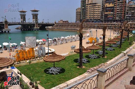 الاسكندرية، شواطئ الاسكندرية (2)