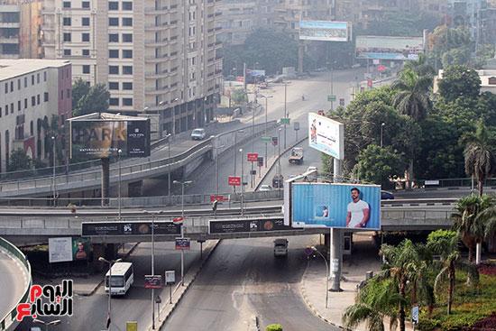 الجيزة، عيد الفطر، سيولة مرورية، القاهرة، تكدس مرورى (4)
