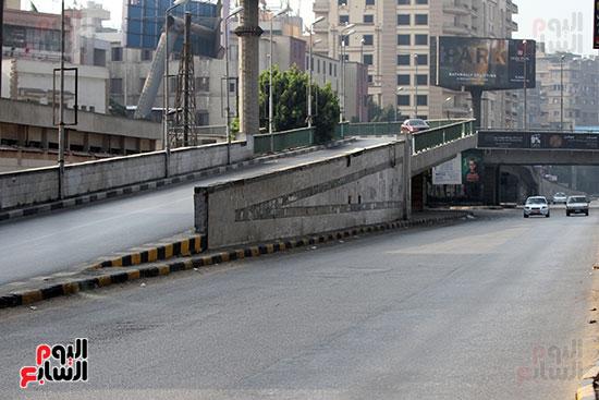 الجيزة، عيد الفطر، سيولة مرورية، القاهرة، تكدس مرورى (6)