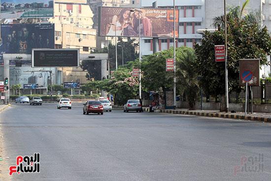 الجيزة، عيد الفطر، سيولة مرورية، القاهرة، تكدس مرورى (8)
