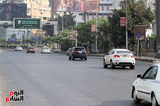 الجيزة، عيد الفطر، سيولة مرورية، القاهرة، تكدس مرورى (9)