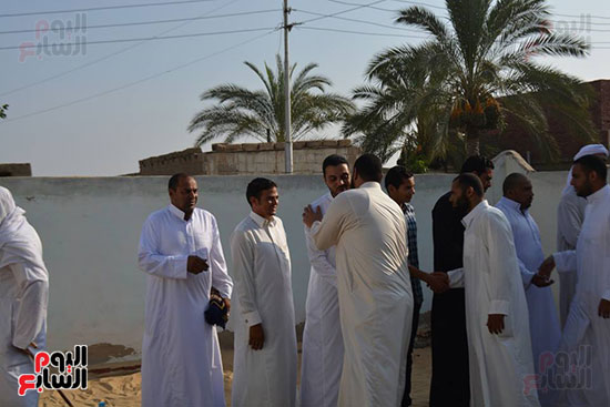 شمال سيناء، بئر العبد، بدو سيناء، قبيلة البياضية (2)