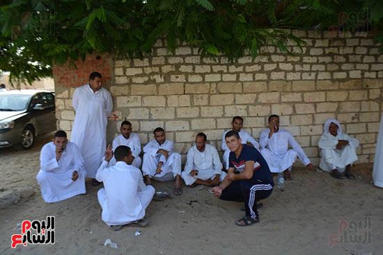 شمال سيناء، بئر العبد، بدو سيناء، قبيلة البياضية (4)