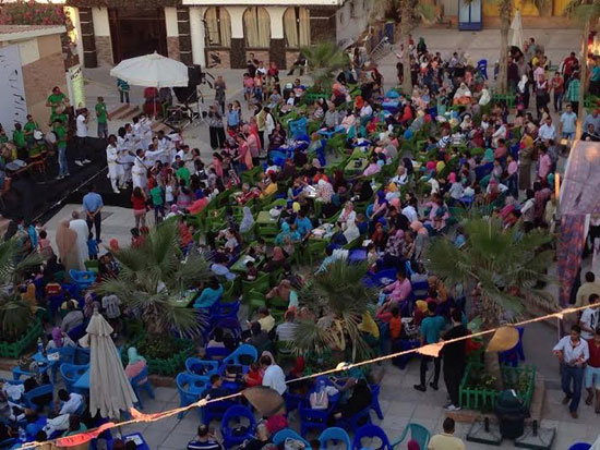 نقابة المهندسين تنظم احتفالات لأعضائها بمناسبة عيد الفطر (3)