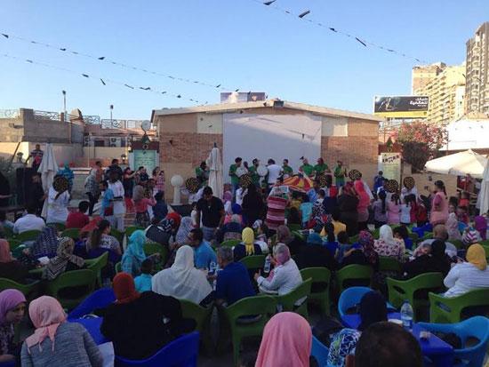 نقابة المهندسين تنظم احتفالات لأعضائها بمناسبة عيد الفطر (4)