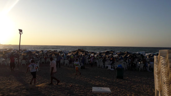شاطئ المعمورة (3)