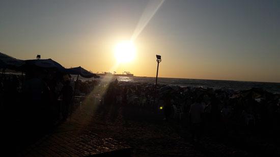 شاطئ المعمورة (4)