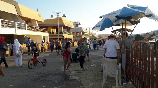 شاطئ المعمورة (5)