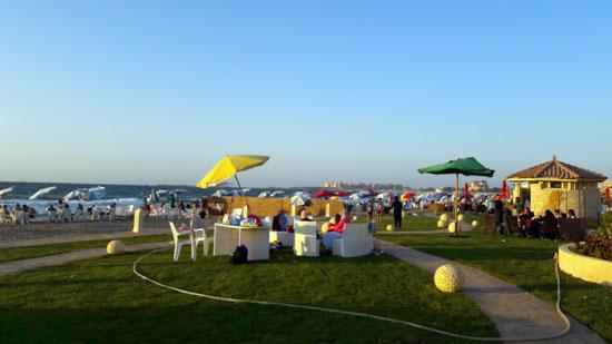 شاطئ المعمورة (7)