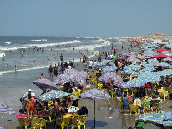 شاطئ بورسعيد (2)