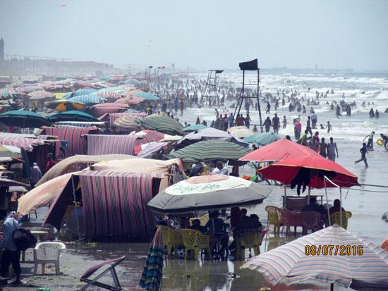 شاطئ بورسعيد (5)