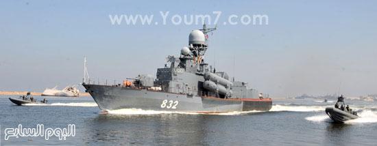 روسيا  تسلم  مصر  سفينة  صواريخ 82015151616234340-(17)