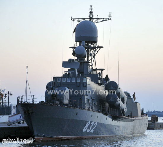 روسيا  تسلم  مصر  سفينة  صواريخ 82015151616234340-(7)