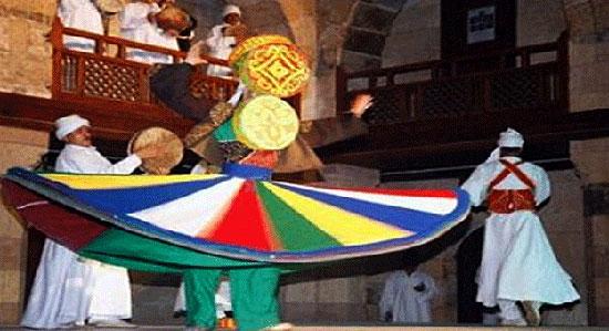 حفل التنورة بوكالة الغوري -اليوم السابع -8 -2015