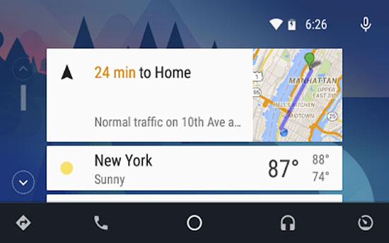 الآن يمكن تجربة تطبيقات السيارات على الهواتف قبل إطلاقها