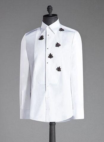 قميص أبيض مميز  -اليوم السابع -8 -2015
