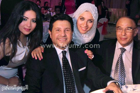 هانى شاكر و أسرة الموجى -اليوم السابع -8 -2015