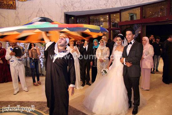مراسم الزفاف والتنورة -اليوم السابع -8 -2015