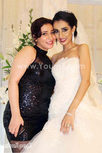 العروس وصديقتها -اليوم السابع -8 -2015