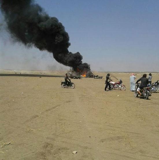 سقوط الطائرة الروسية، سوريا طاقم الطائرة  (1)