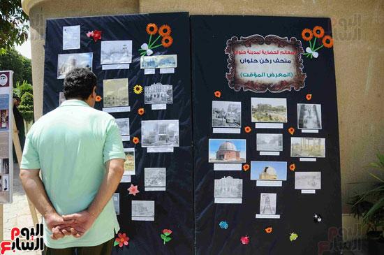 1 (3)وزراء الآثار والثقافة والسياحة يفتتحون متحف ركن فاروق بحلوان