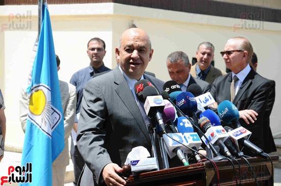 1 (9)وزراء الآثار والثقافة والسياحة يفتتحون متحف ركن فاروق بحلوان
