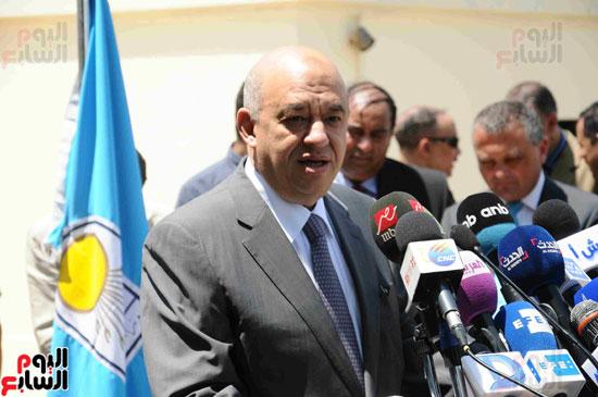 1 (10)وزراء الآثار والثقافة والسياحة يفتتحون متحف ركن فاروق بحلوان