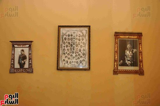 1 (19)وزراء الآثار والثقافة والسياحة يفتتحون متحف ركن فاروق بحلوان