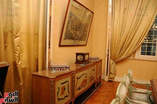 1 (23)وزراء الآثار والثقافة والسياحة يفتتحون متحف ركن فاروق بحلوان