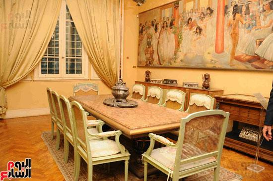 1 (24)وزراء الآثار والثقافة والسياحة يفتتحون متحف ركن فاروق بحلوان