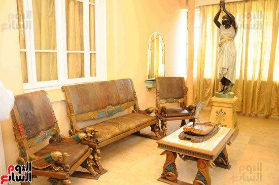 1 (25)وزراء الآثار والثقافة والسياحة يفتتحون متحف ركن فاروق بحلوان