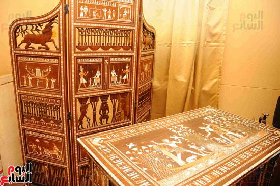 1 (28)وزراء الآثار والثقافة والسياحة يفتتحون متحف ركن فاروق بحلوان